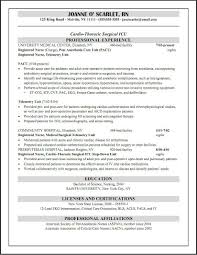 Example Of Nurse Practitioner Resume Examples Of Resumes