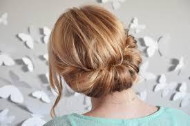 Coiffure Cheveux Mi Long Attaché Pour Un Mariage