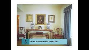 Living Room Antique Furniture Classic Italian Antique Living Room Furniture Youtube