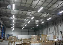 led warehouse light fixtures