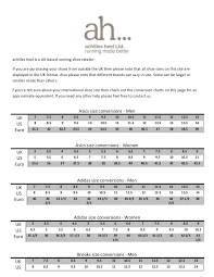 uk size 9 in us running shoe size conversion chart