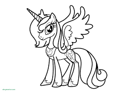 my little pony coloring pages princess celestia baby archives elegant of my little pony coloring pages