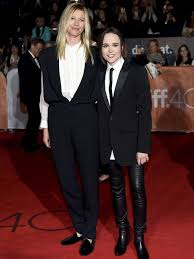 Ellen Page and her girlfriend make their red carpet debut