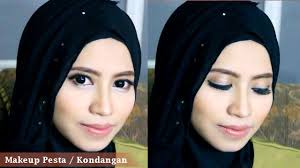 makeup kondangan natural simple you