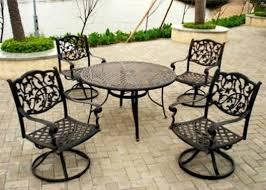 aluminum patio furniture lowes