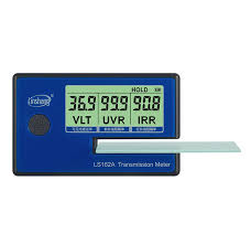 Visual Light Transmittance Vlt Standards Ls162a Portable Transmission Meter Of Vl Uv Ir Transmittance
