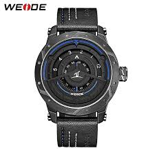 sports quartz digital watch leather strap band wrisch relogio masculino male military clock orologi uomo hour