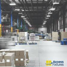 high bay luminaire warehouse lighting comparison