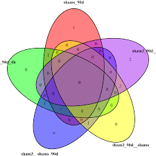 Venn Diagram In R How To Force The Labels To Fit In Venndiagram Stack Overflow