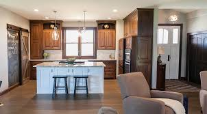 A 1 Custom Cabinets Wright County Custom Cabinets New Home Construction Otsego Mn