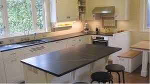 Image courtesy of:  http://www.houzz.com/photos/80633/soapstone-counters-traditional-kitchen -seattle
