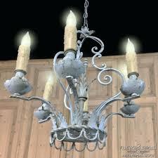 antique wrought iron chandeliers antique wrought iron chandelier antique country french painted wrought iron chandelier old