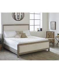 queen mattress bed. Nature\u0027s Spa By Paramount Oasis Latex 13\u0027\u0027 Firm Mattress Set- Queen Bed