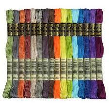 Dmc Cotton Floss Newest Colors Available 3880 3895