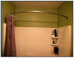 curved shower curtain rod curved shower curtain rod black champagne bronze curved shower curtain rod black