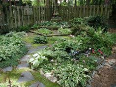 Small Picture small shade gardens Small shade garden ideas Shade Gardens