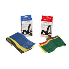 Theraband Professional Non Latex Resistance Bands Sets