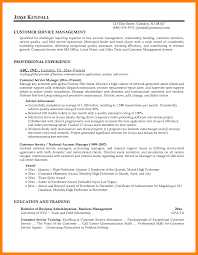 Sample Resume For Accounting Manager Customer Service Manager Cv Awesome Collection Of Sample Resume For