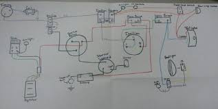 ironhead wiring questions for custom build the sportster and i wasn t getting any power to the starter and i have it narrowed down to either the relay or the kill switch i used a 2 prong on off switch and the stock
