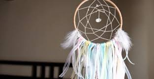 Dream Catcher With Crystals Pastel Dreamcatcher DIY Tiffyquake 56