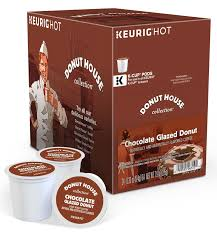 • the rich, smooth taste of dunkin'® original blend, with the flavor and aroma of sweet, creamy vanilla. Dunkin Donuts Chocolate Glazed Donut Coffee K Cups Nutrition Dunkindonutscoffee Dunkin Donuts Chocolate G Chocolate Glazed Donuts Donut Glaze Chocolate Glaze