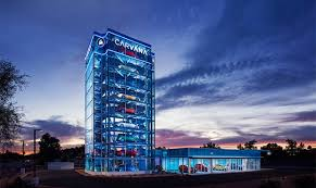 Used Vending Machines Phoenix Fascinating Phoenixarea Residents Can Now Buy A Car From A Vending Machine