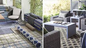 6 decorative rugs that can be used outdoors