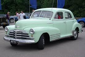 Chevrolet Fleetline - Wikipedia