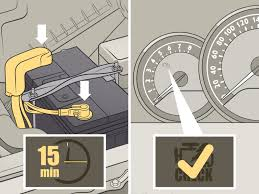 2013 Ford Escape Check Engine Light Reset How To Reset A Check Engine Light 7 Steps With Pictures
