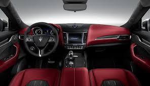 2018 maserati suv interior. plain 2018 how weu0027d spec it maserati levante the godfather of luxury suvs inside 2018 maserati suv interior