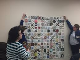 28 | March | 2017 | & ... Jane quilt which was from a class at Mouse Creek Quilts where she met  Michelle! It is all hand sewn and the borders (pictured on the right) still  need ... Adamdwight.com