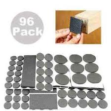 ANDYWE Lightweight Anti slip Rubber Pads Heavy Duty Adhesive