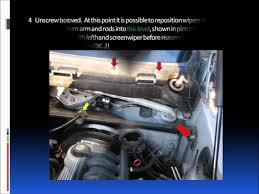 how to replace bmw wiper motor how to replace bmw wiper motor