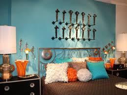 Teal And Orange Bedroom Design11681000 Orange And Teal Kitchen Decor Teal Orange Wall