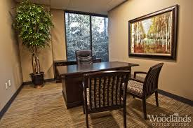 image business office. Corner Office Suites Offer A Spectacular View Of The Woodlands Our Image Business
