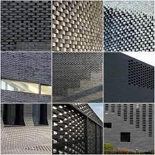 Podem ser aplicados em paredes internas ou externas. 12 Edificios Que Inovaram Em Suas Fachadas De Tijolos Archdaily Brasil