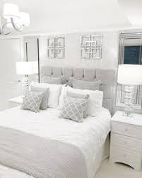 silver and white bedroom decor. Brilliant And Light Bright And Pretty Master Bedroom On Silver And White Bedroom Decor D
