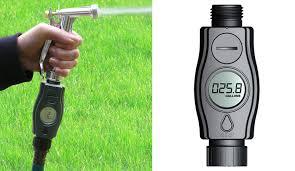 garden hose flow meter. Water Saver - Usage Meter Garden Hose Flow L