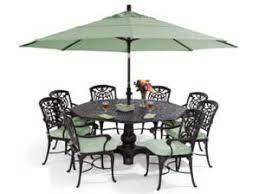 Cast Aluminum Collection Patio Furniture Layout Patio