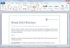 Add Page Borders For Word In C Vb Net