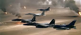 הלקחים השגויים ממלחמת המפרץ הראשונה