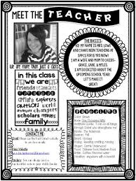 Free Teacher Newsletter Templates Free Teacher Newsletters Templates