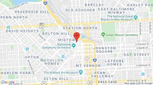 The Modell Lyric In Baltimore Md Concerts Tickets Map