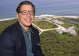 Art collector Adam Lindemann lists Montauk estate for $65M