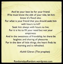 Kahlil Gibran Quotes Amazing Writer's Quote Kahlil Gibran Randoms By A Random