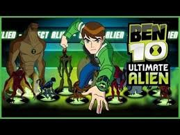 ben 10 ultimate alien collection full