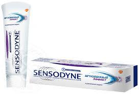 Купить <b>Зубная паста Sensodyne</b> Мгновенный Эффект 75мл с ...