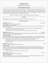 Resume Tips For College Students Luxury Sample High School Student