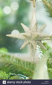Christbaumschmuck Sterne Stockfoto Bild 284152139 Alamy