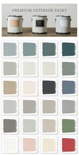 furniture paint colorsNew Magnolia Home Paint Collection  White shiplap Paint colour